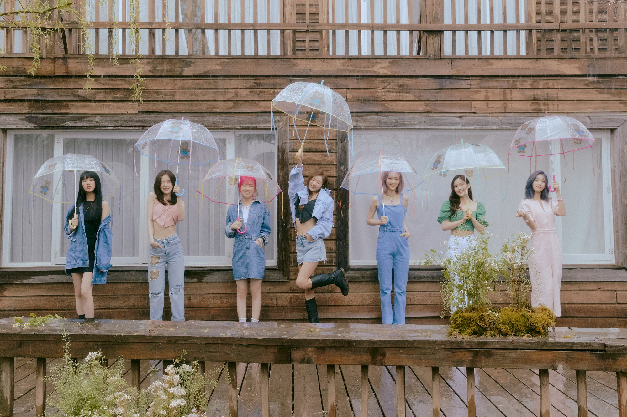 Oh My Girl Members Profile