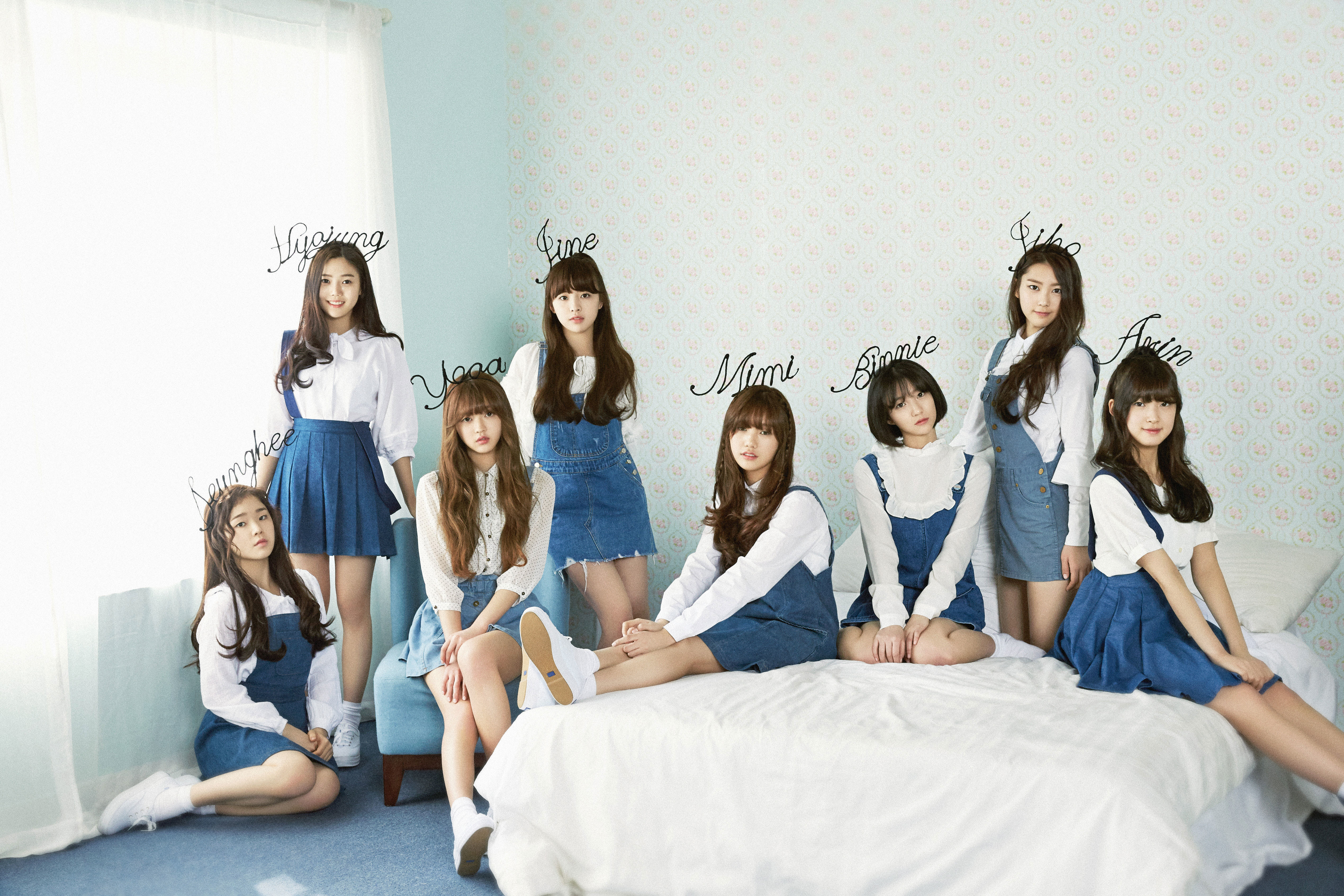 Oh My Girl Shares What They Want To Receive If They Get