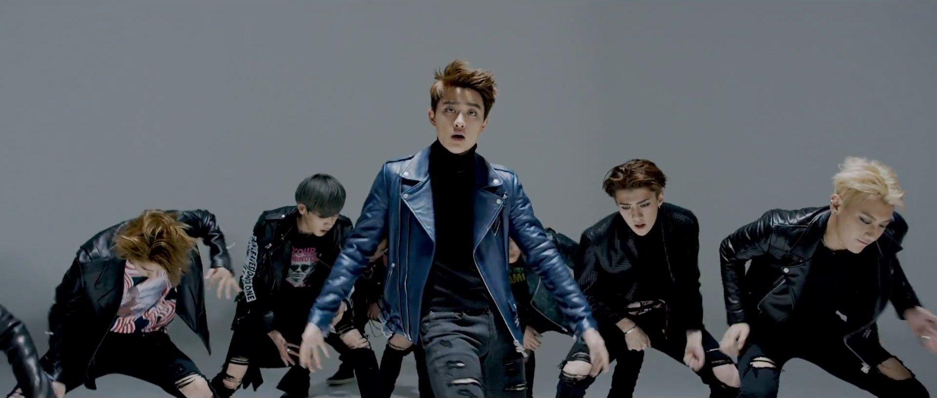 EXO D.O Call Me Baby