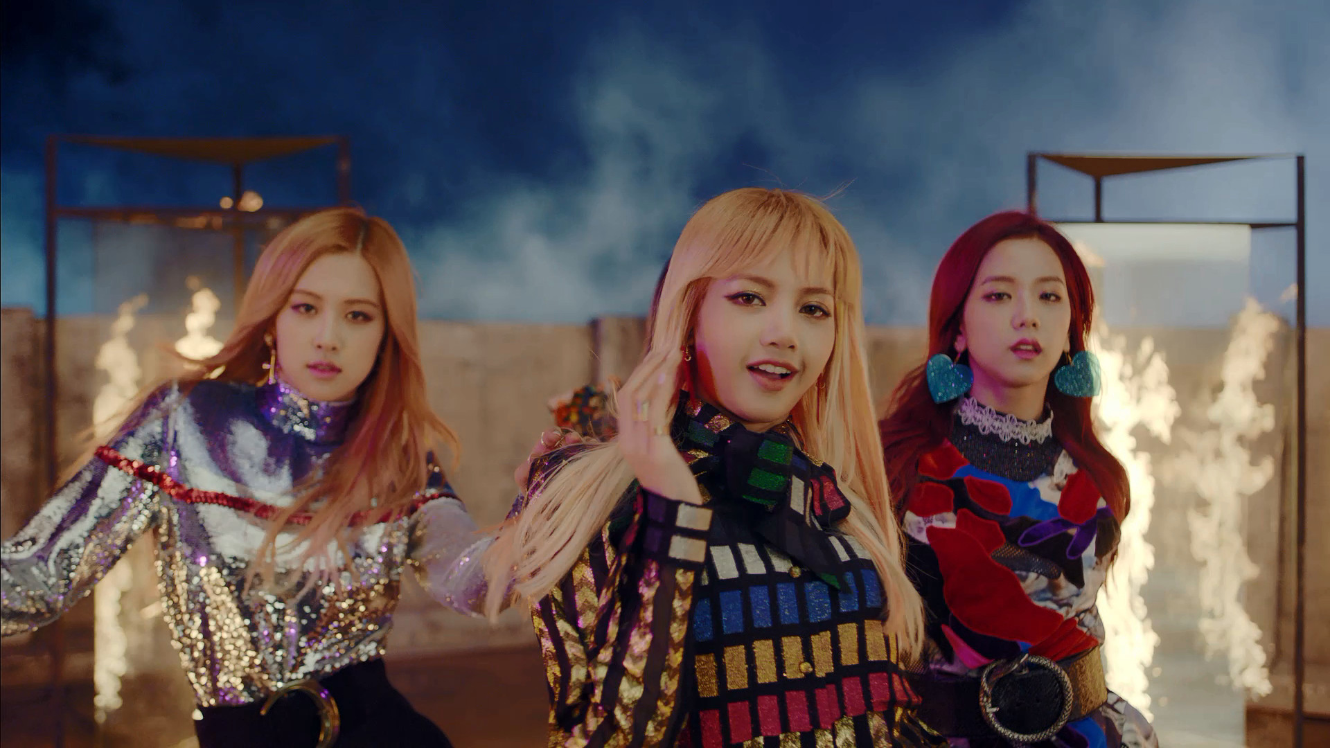 Blackpink Playing With Fire 불장난 Who S Who K Pop