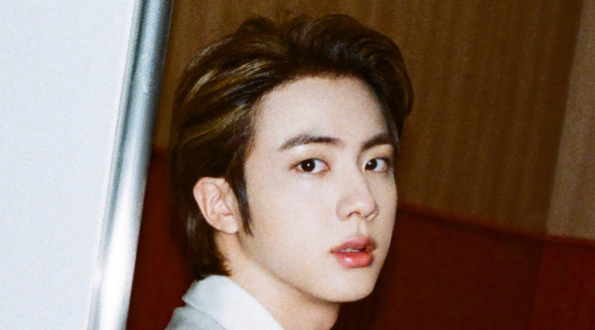 BTS Jin Profile Butter