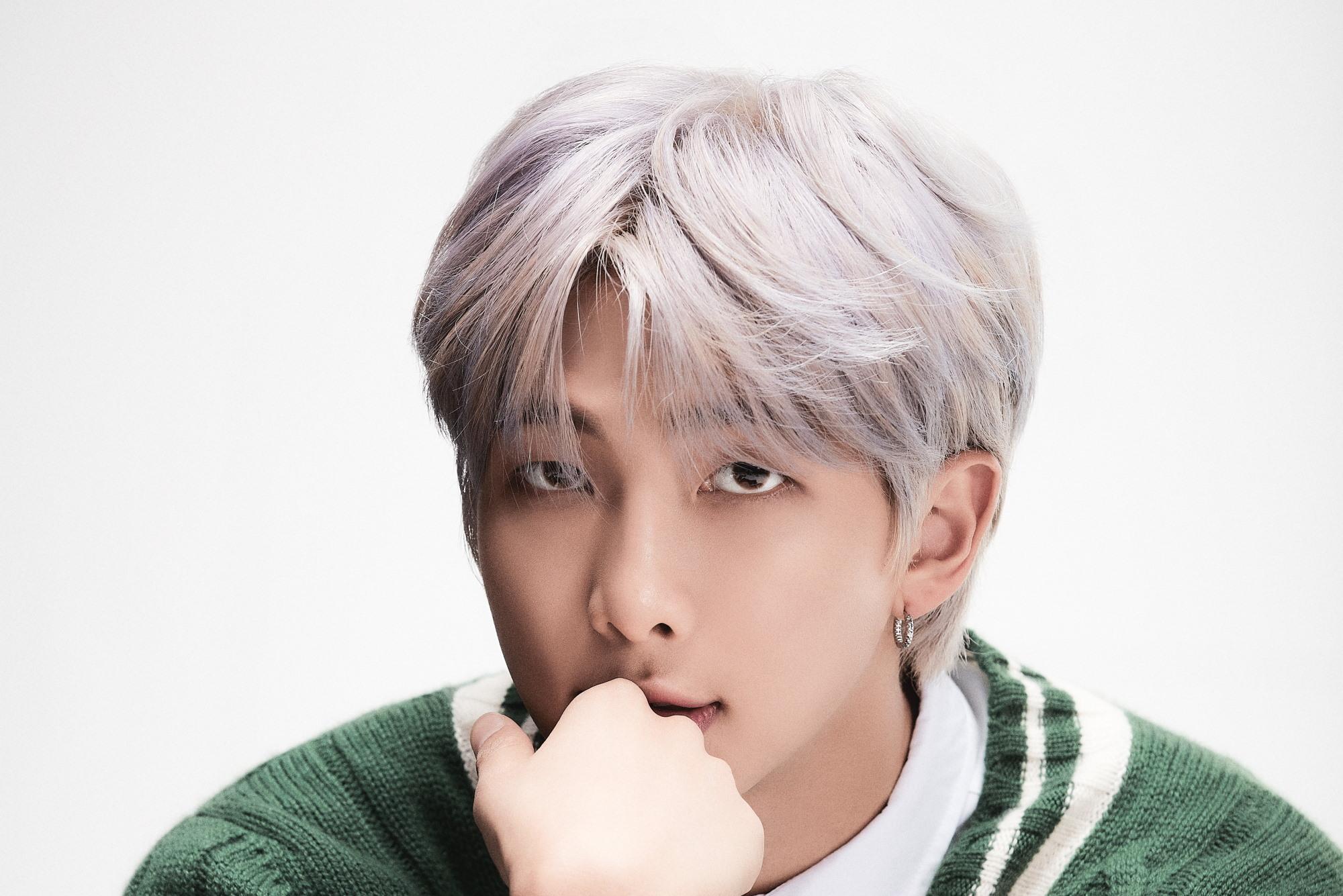 BTS RM Profile