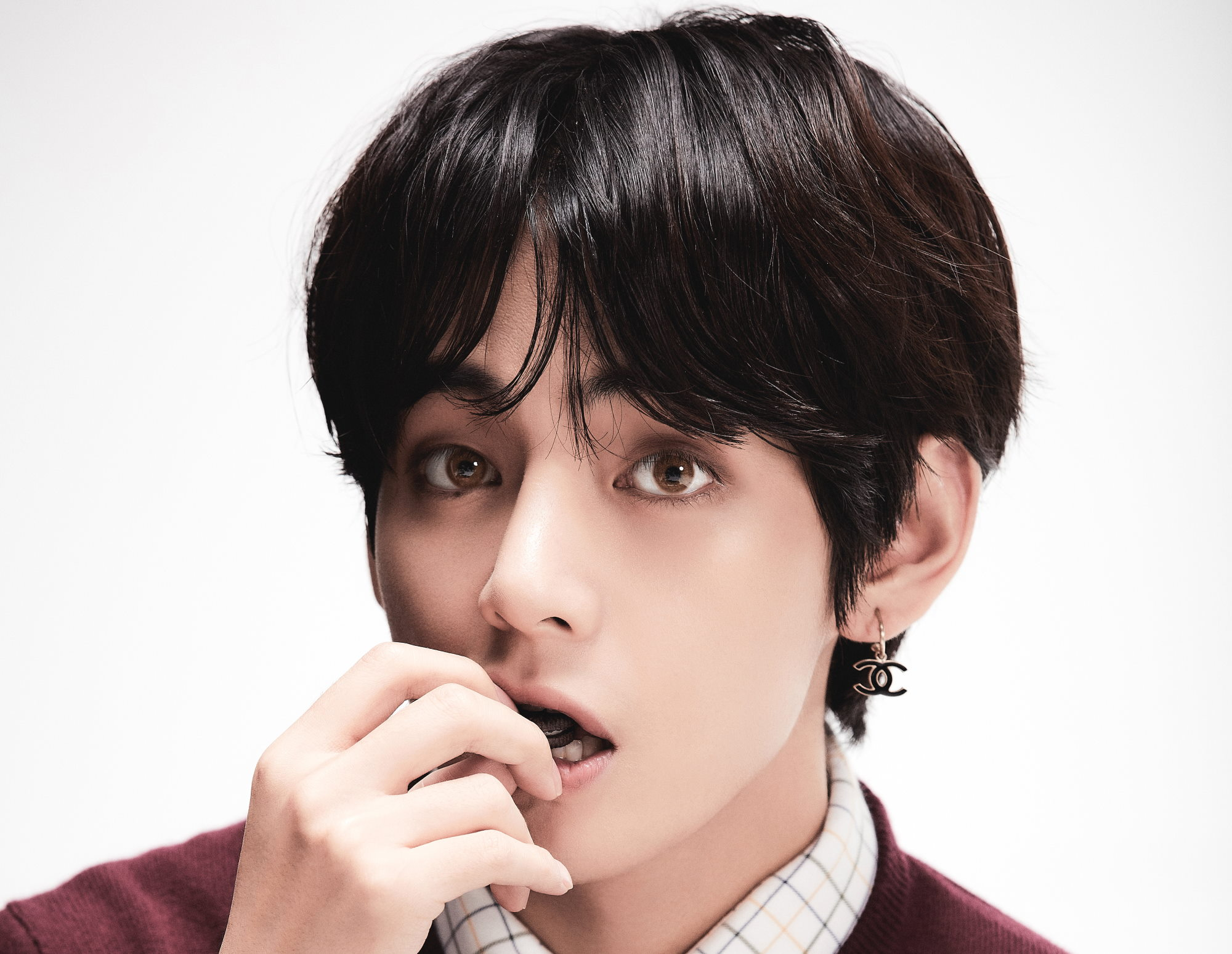 BTS V Profile