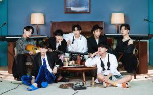BTS Members Profile