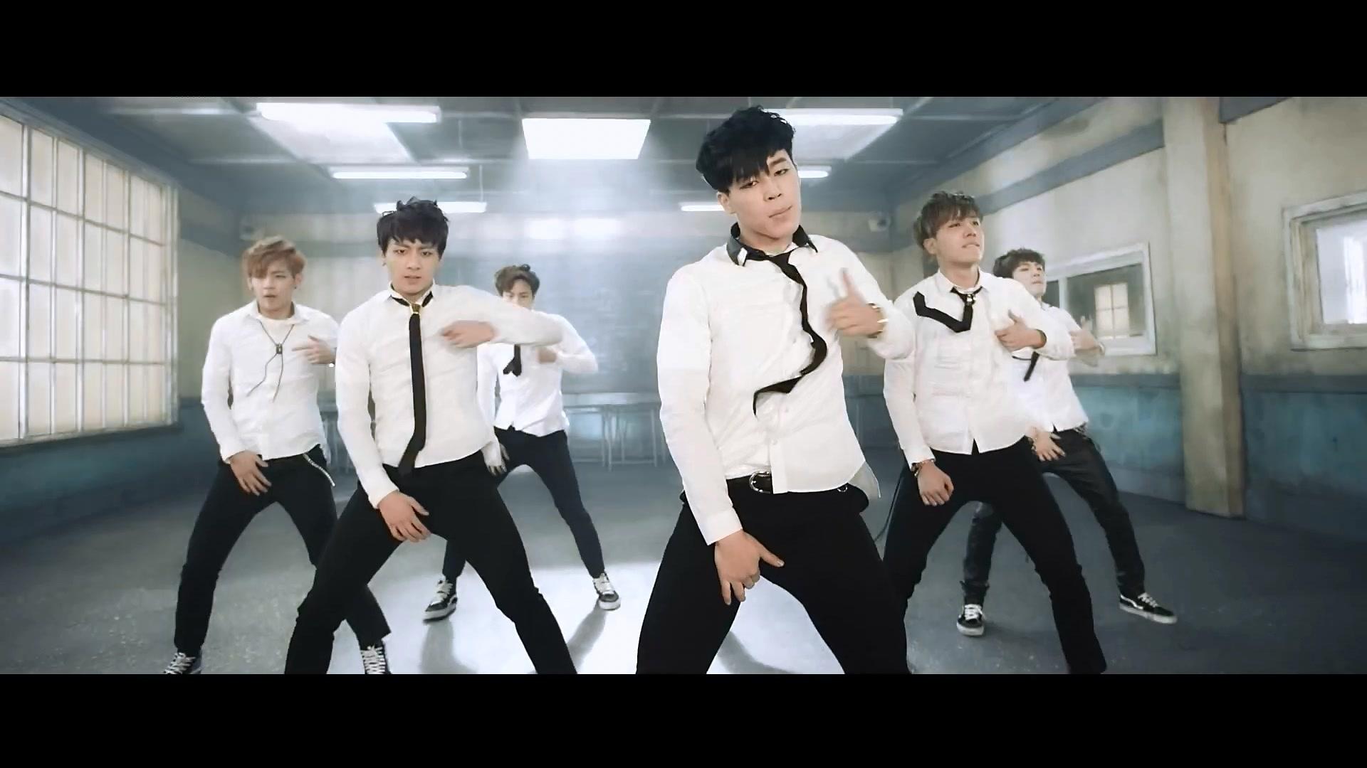 BTS Boy In Luv Jimin 4