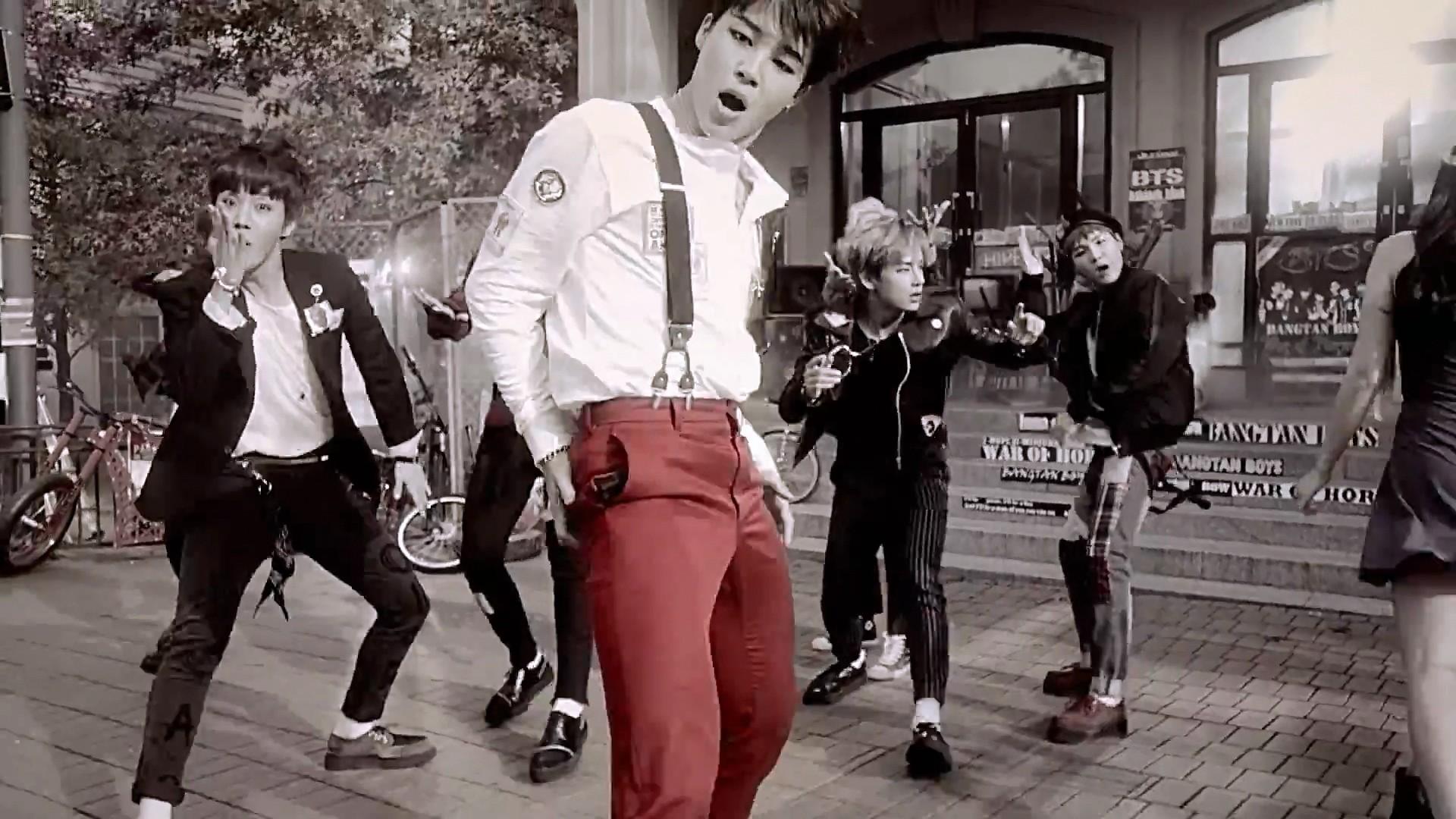 Bts War Of Hormone Who S Who K Pop Database Dbkpop Com