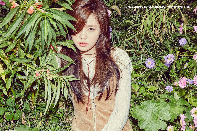 Naeun A Pink