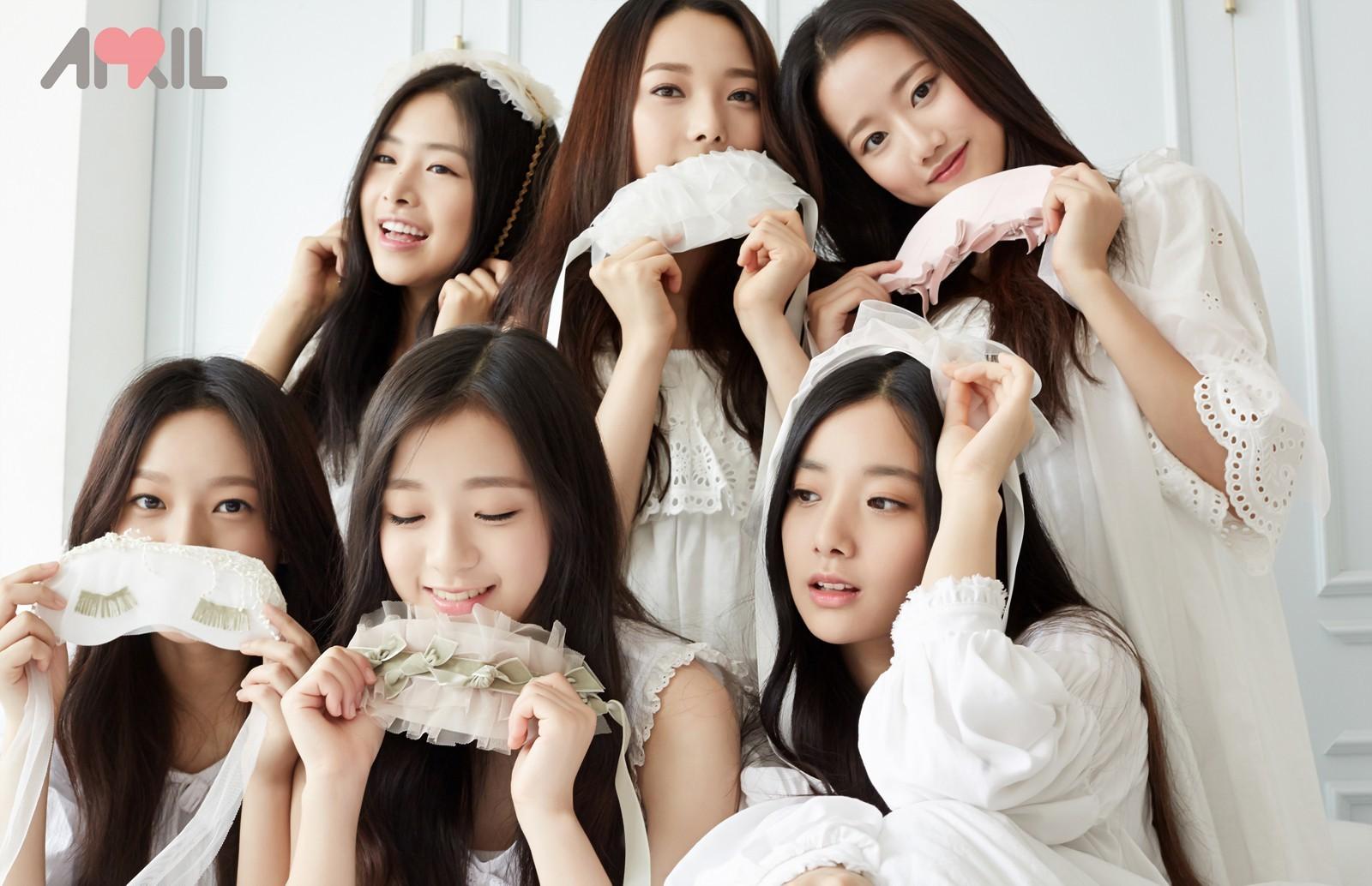 APRIL (에이프릴) Profile - K-Pop Database / dbkpop com