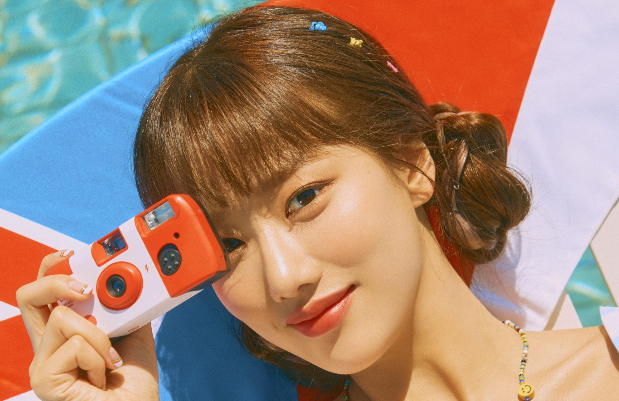 April Naeun Profile