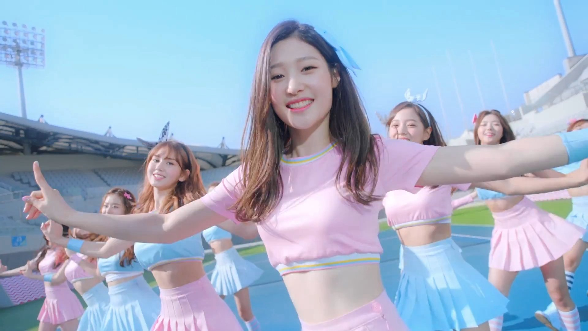 IOI Dream Girls Chaeyeon