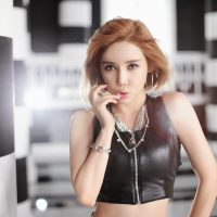 Jung Hana SECRET