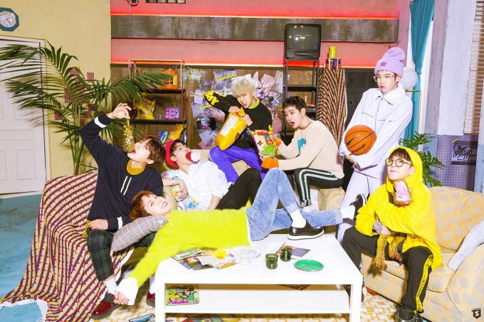 Block B Yesterday