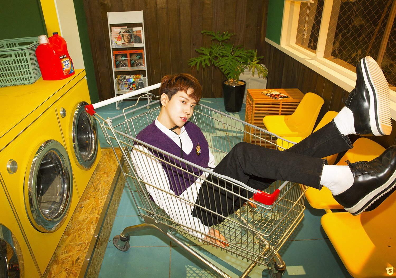 Block B Yesterday Park Kyung