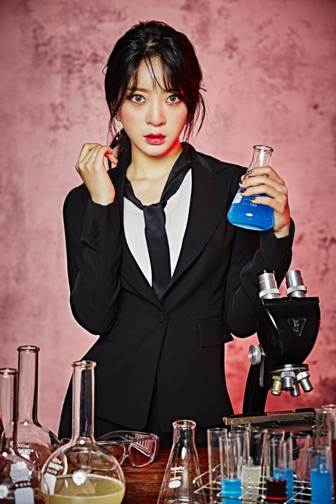Ahyoung Dal Shabet