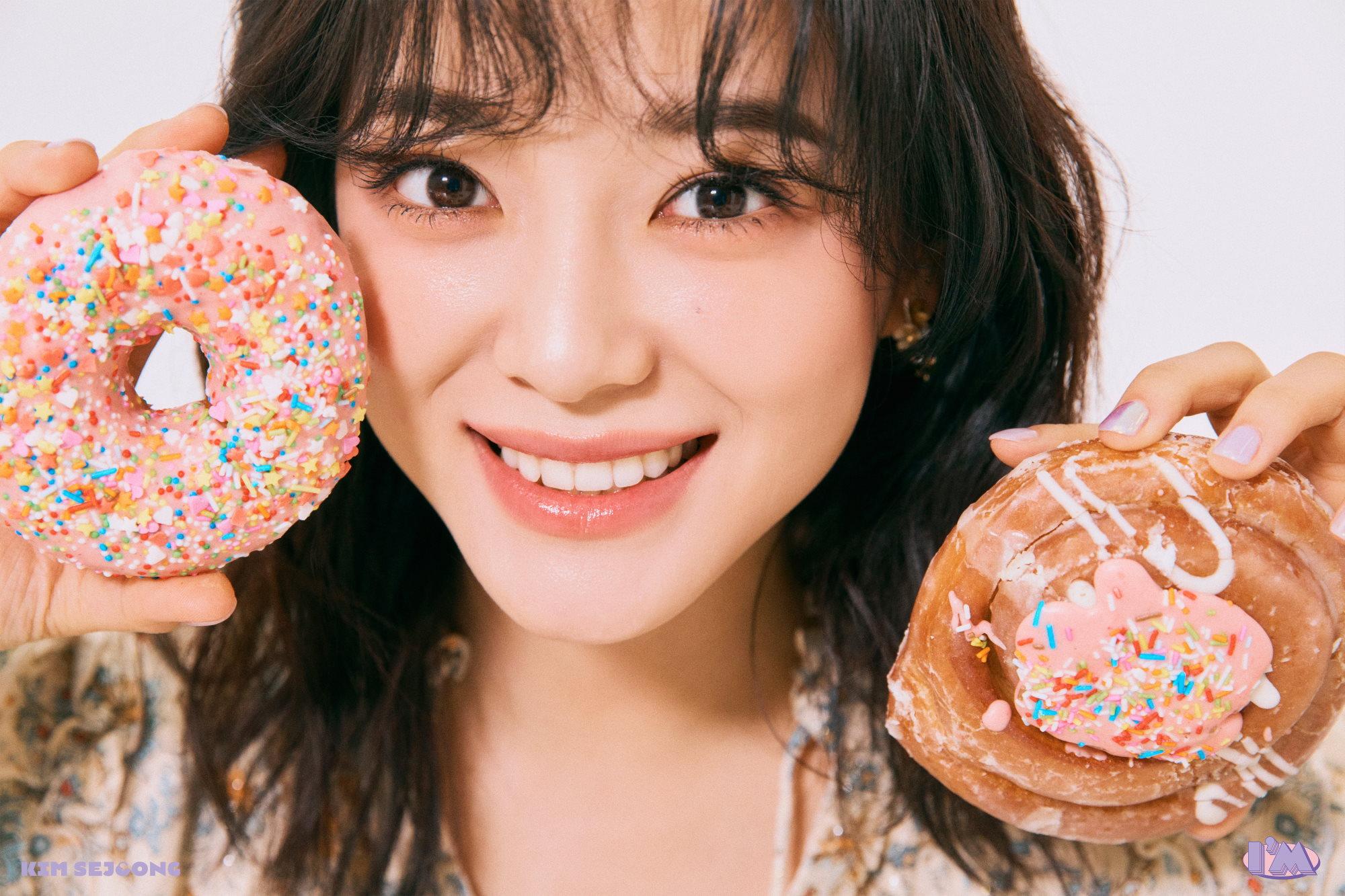 Kim Sejeong Profile