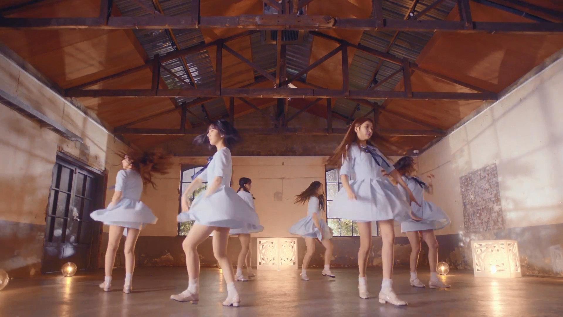 Gfriend Summer Rain MV