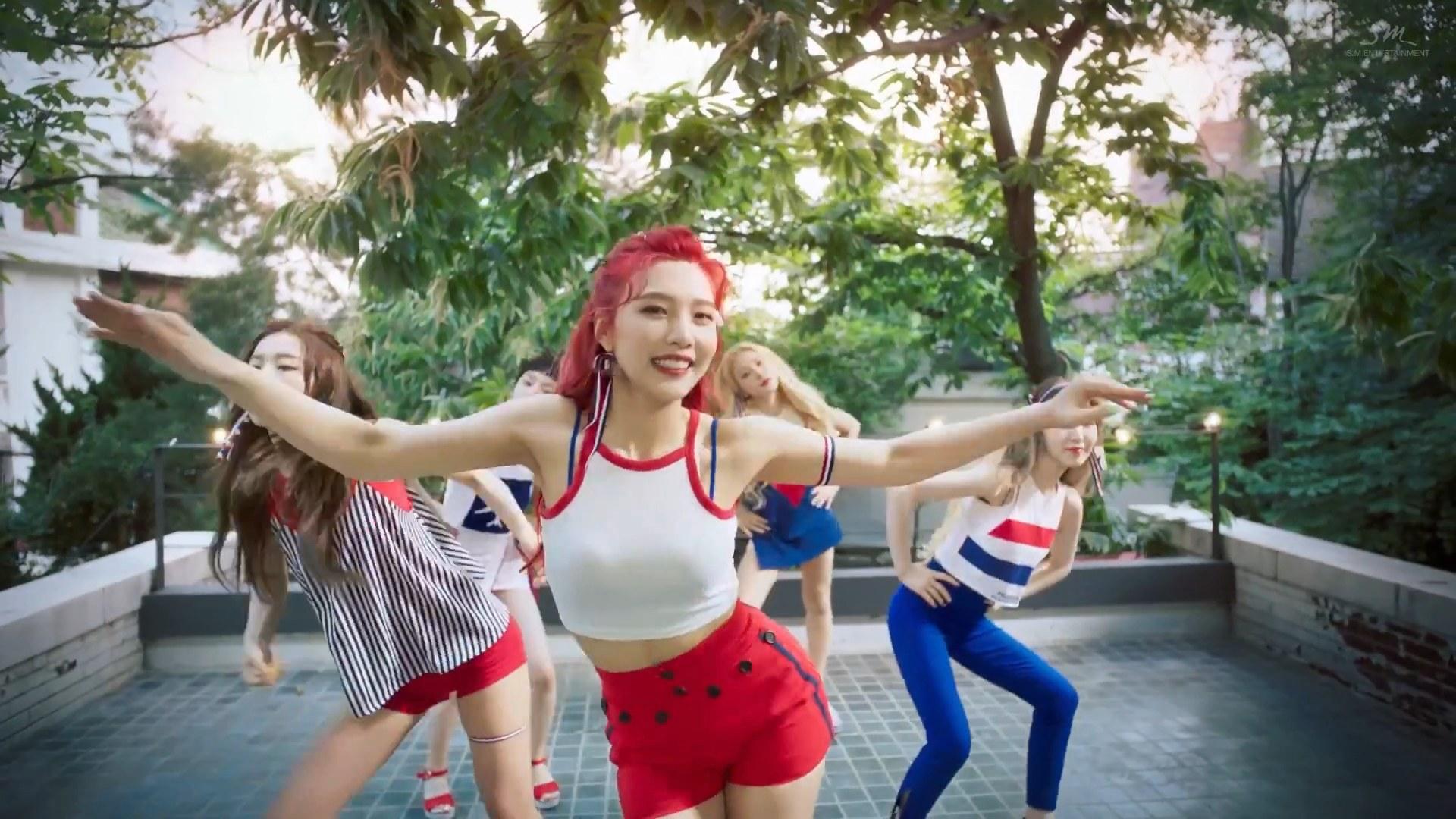 Red Velvet Red Flavor Who S Who K Pop Database Dbkpop Com
