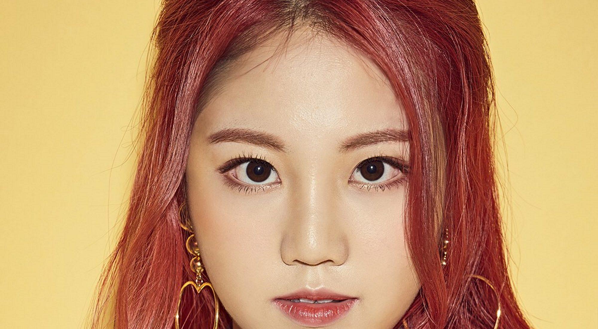 NeonPunch Arang Profile 네온펀치 아랑