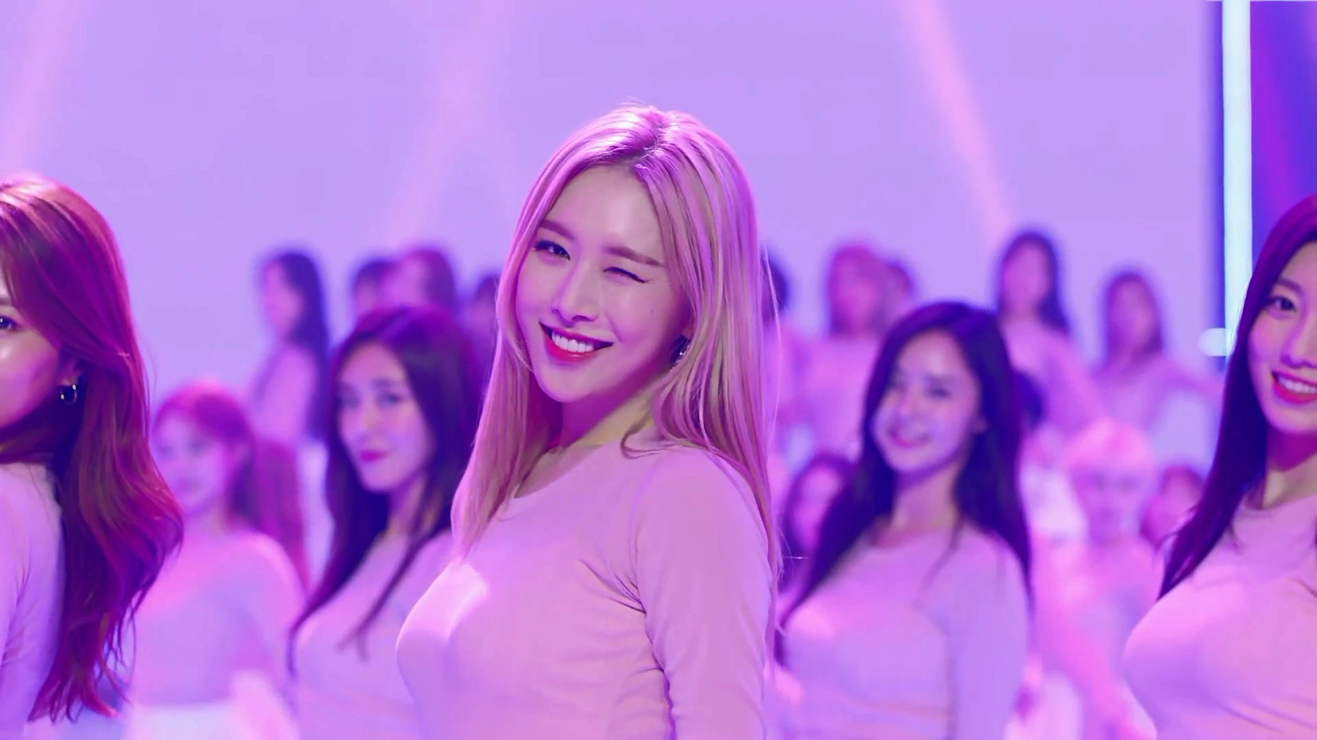 The Unit Shine Euijin Sonamoo