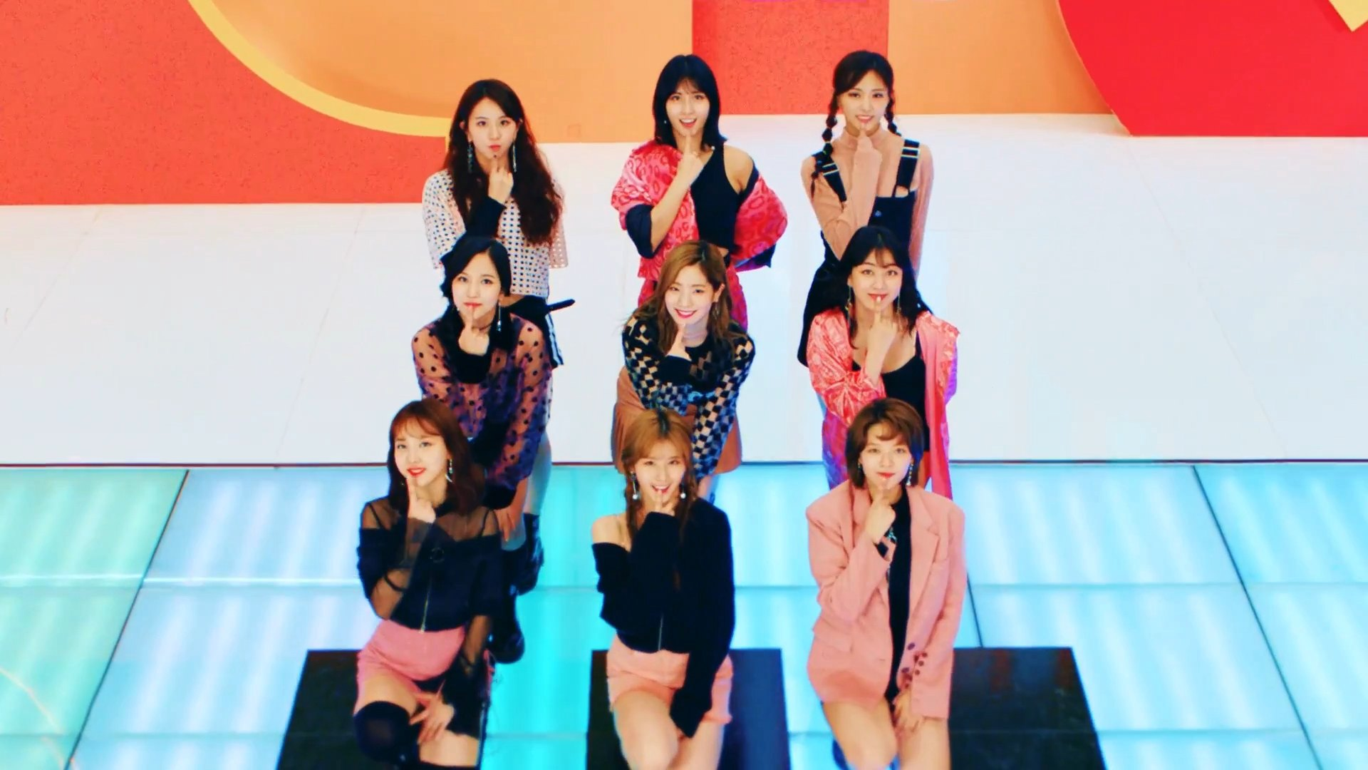 Twice One More Time MV