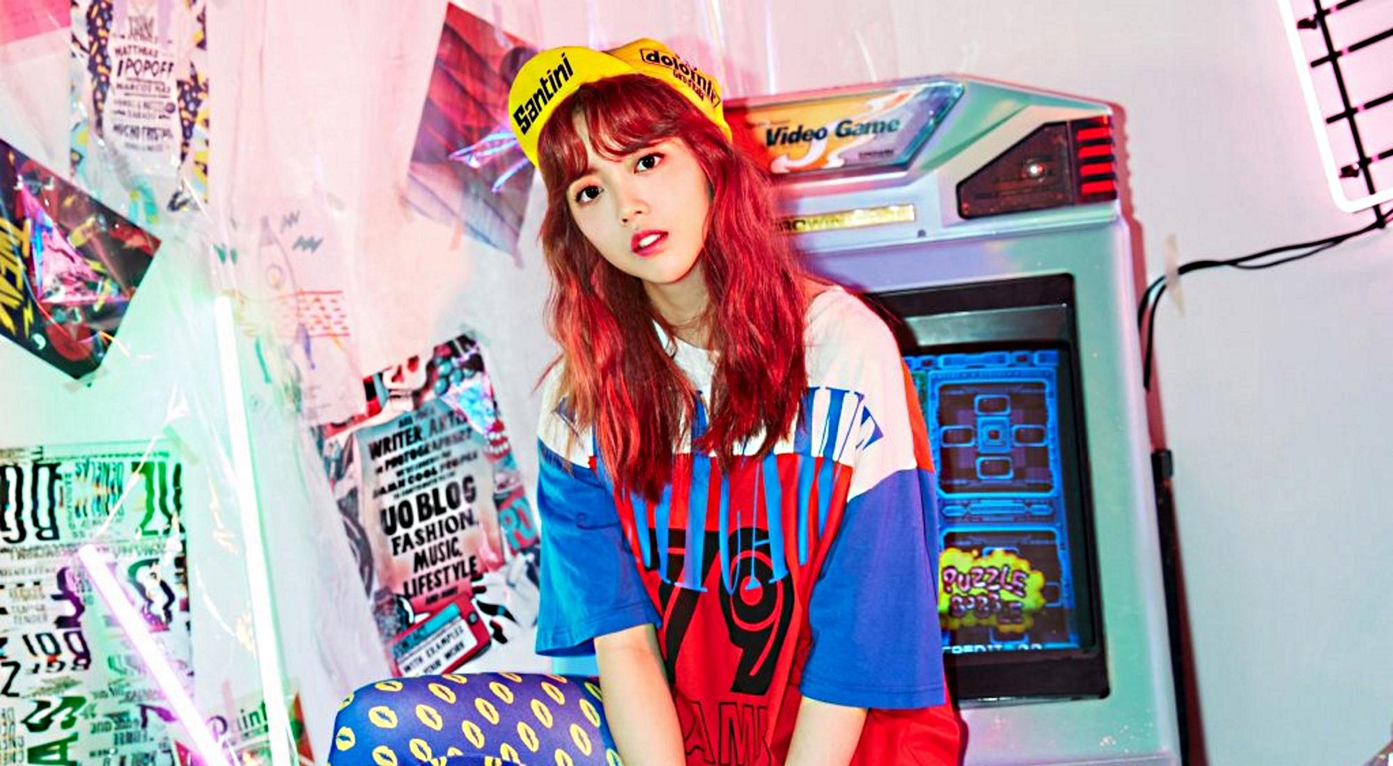Weki Meki Suyeon Profile