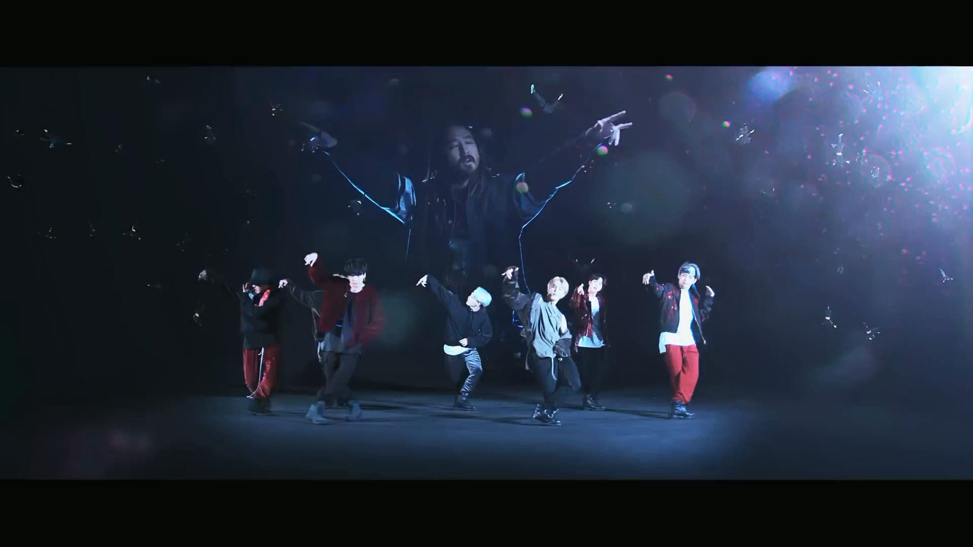 BTS Mic Drop