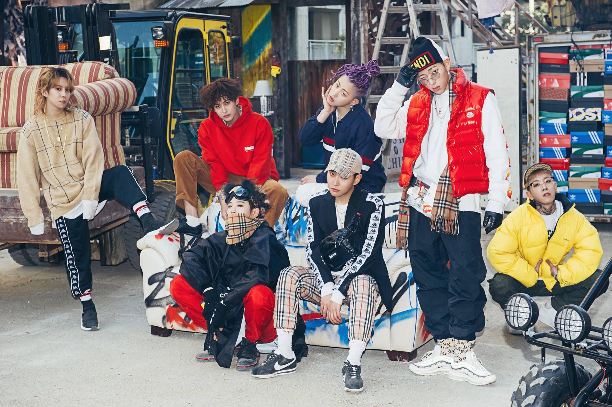Block B Members Profile - K-Pop Database / dbkpop com
