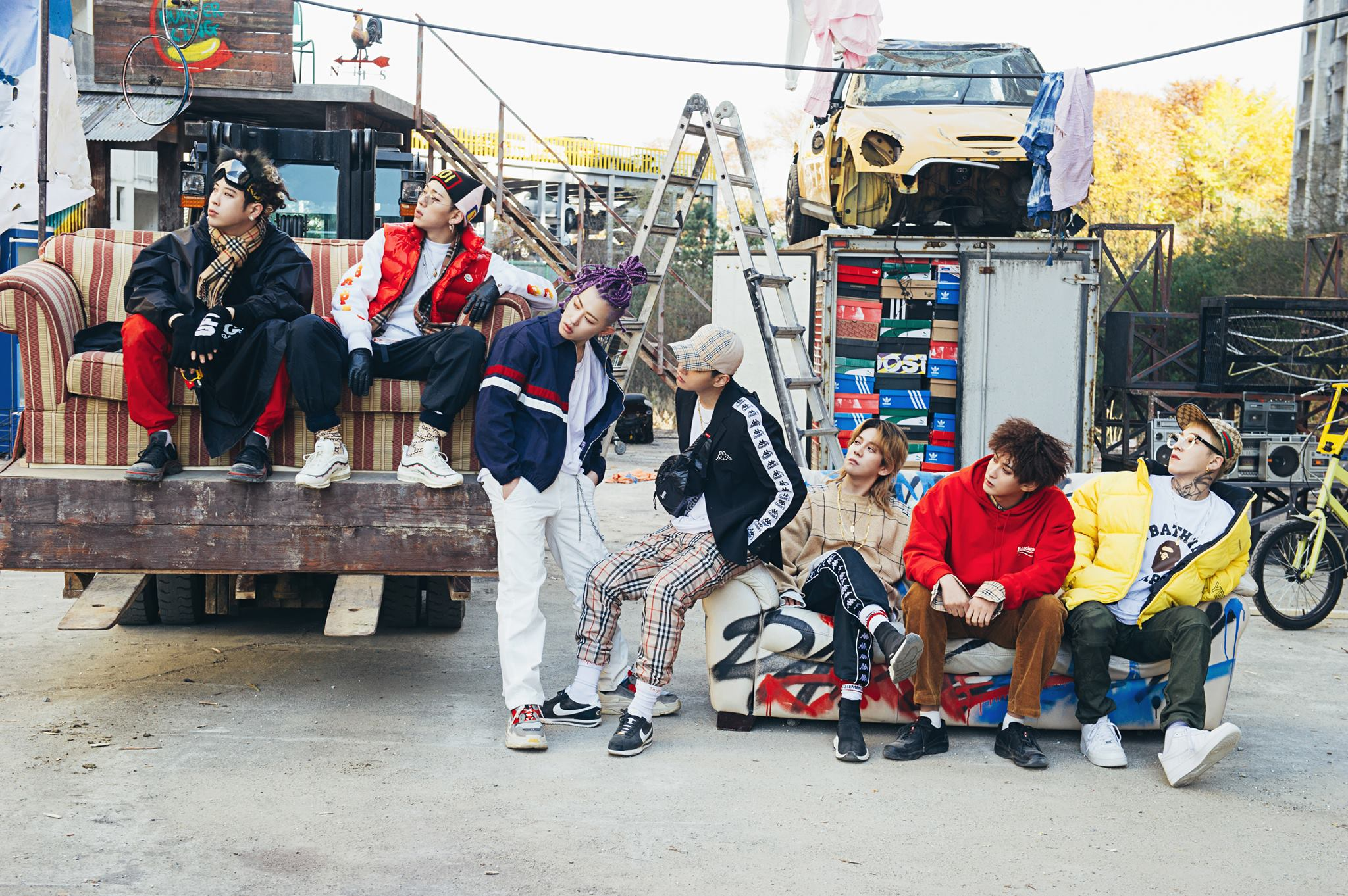 Block B Shall We Dance Profile