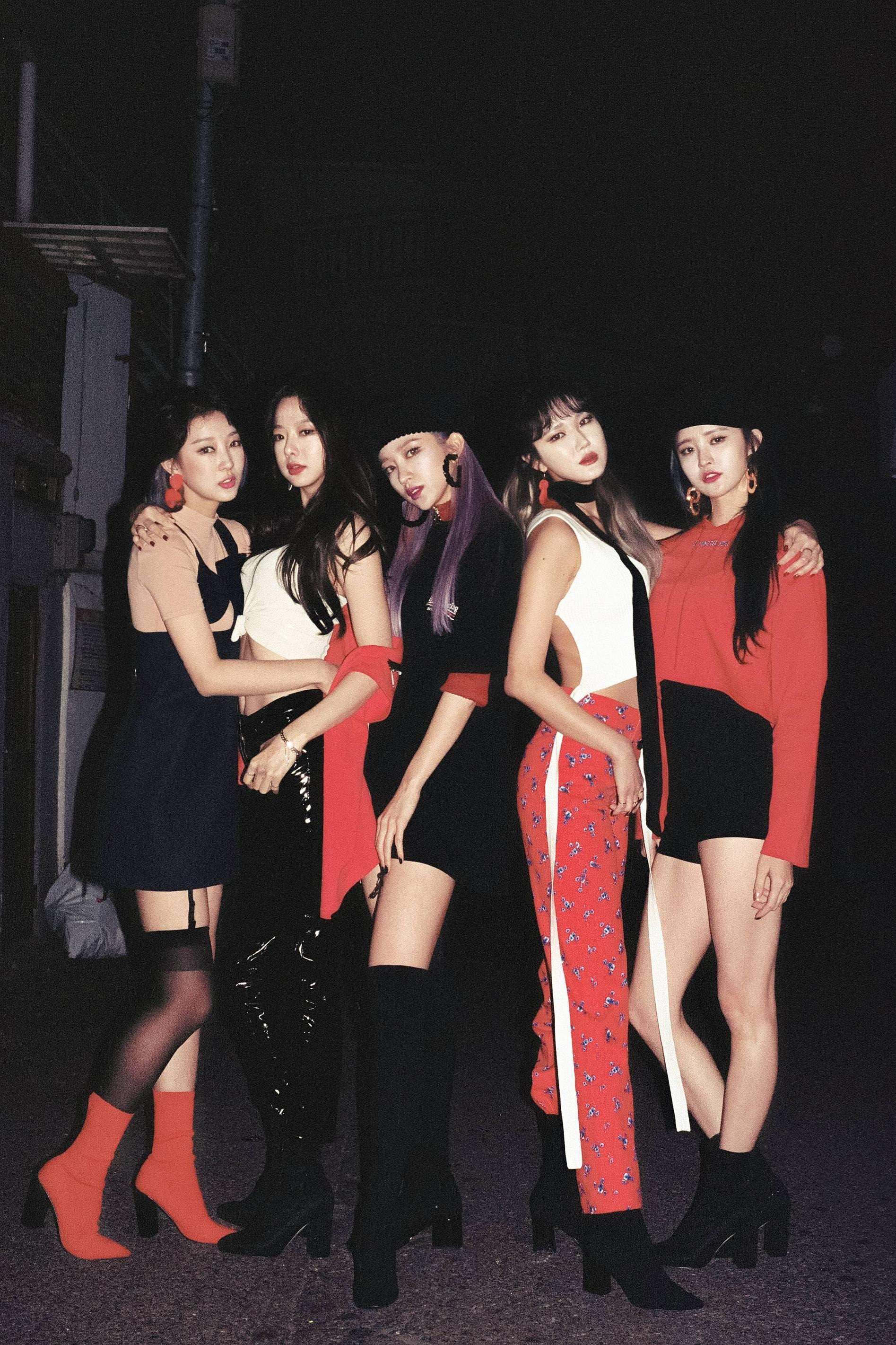 EXID Profile - K-Pop Database / dbkpop.com