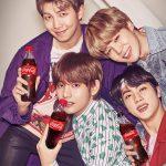 BTS Coca Cola