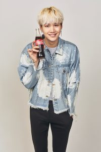 BTS SUGA Coca Cola