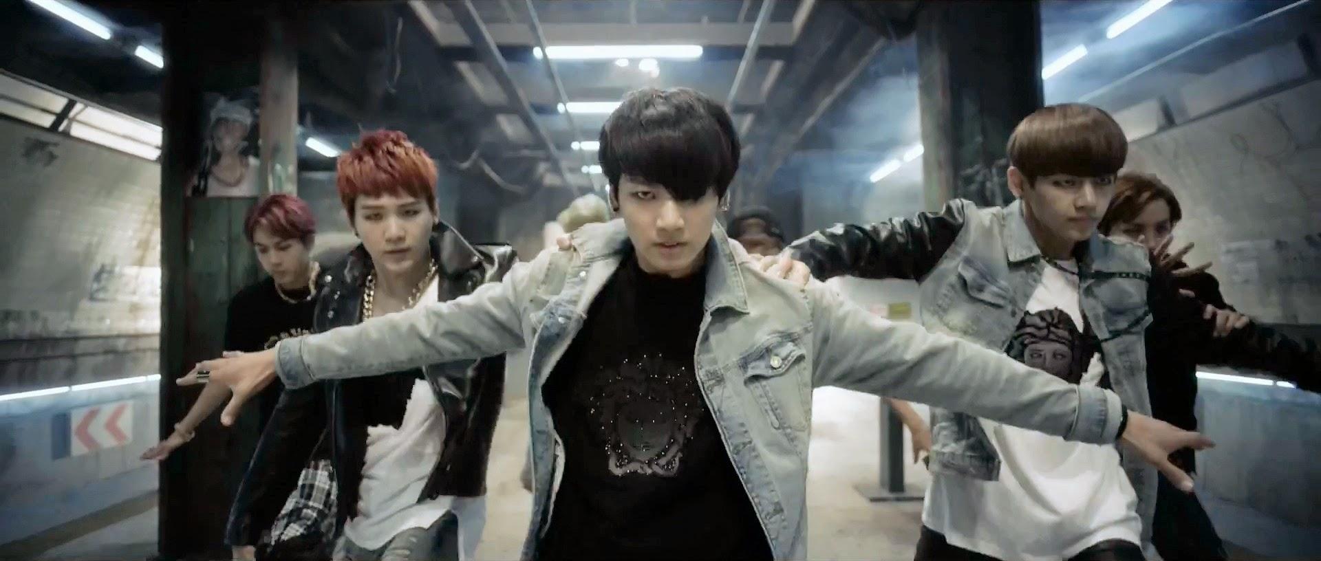 BTS - Danger who's who - K-Pop Database / dbkpop com