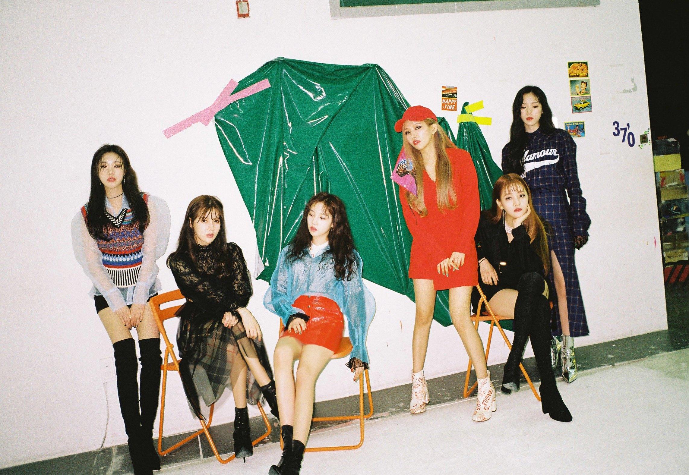 (G)I-DLE Members Profile - K-Pop Database / dbkpop.com
