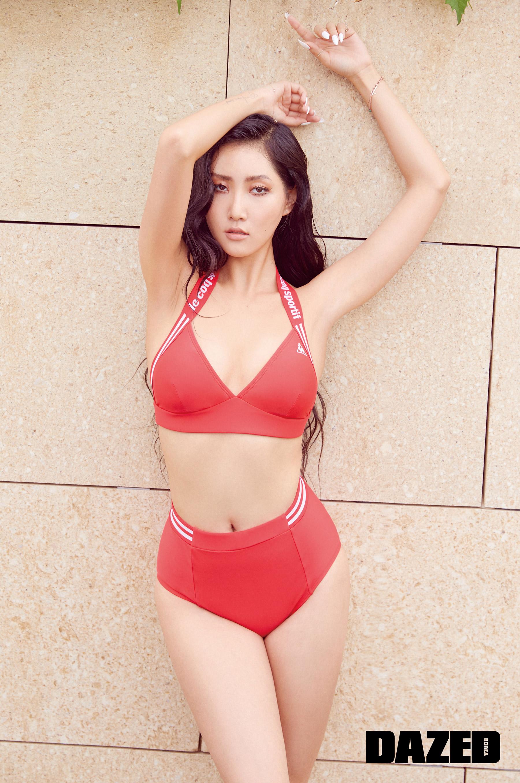 Hwasa Swimsuit