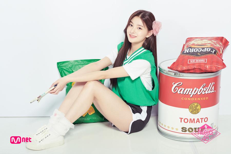 Wang Yiren Produce 48 - K-Pop Database / dbkpop com