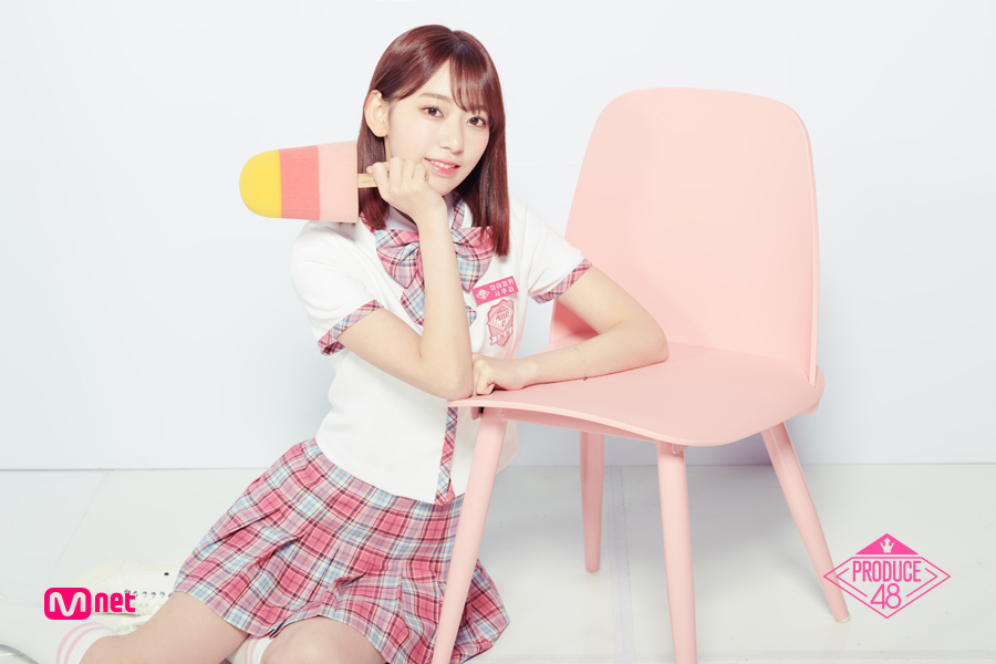 Miyawaki Sakura Produce 48 K Pop Database Dbkpop Com