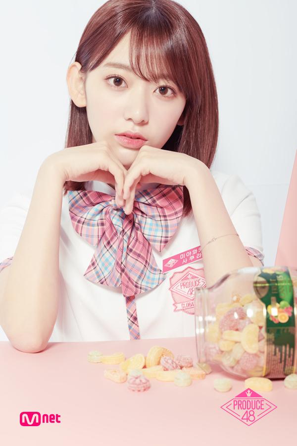 Miyawaki Sakura Produce 48 - K-Pop Database / dbkpop com