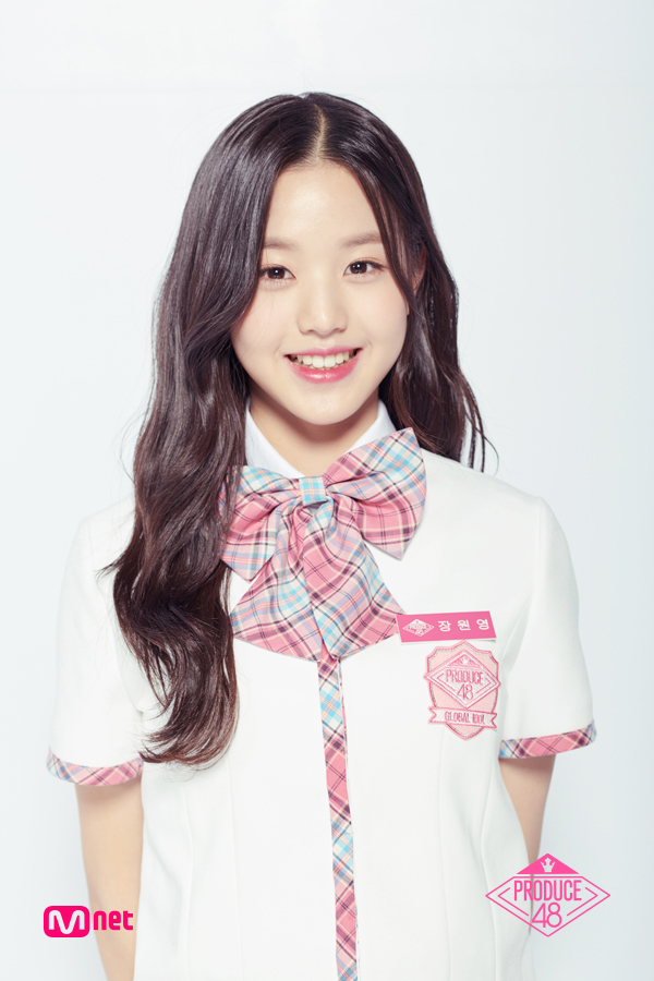 Jang Wonyoung Produce 48 - K-Pop Database / dbkpop com
