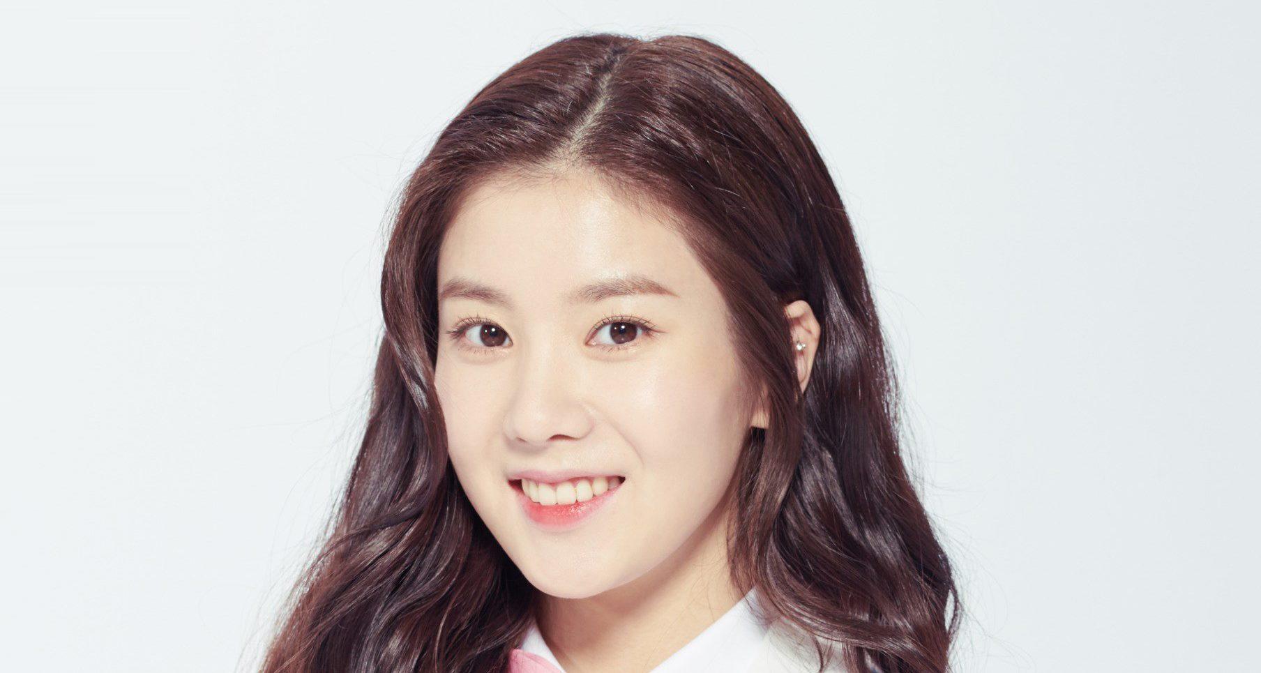 Kwon Eunbi Produce 48