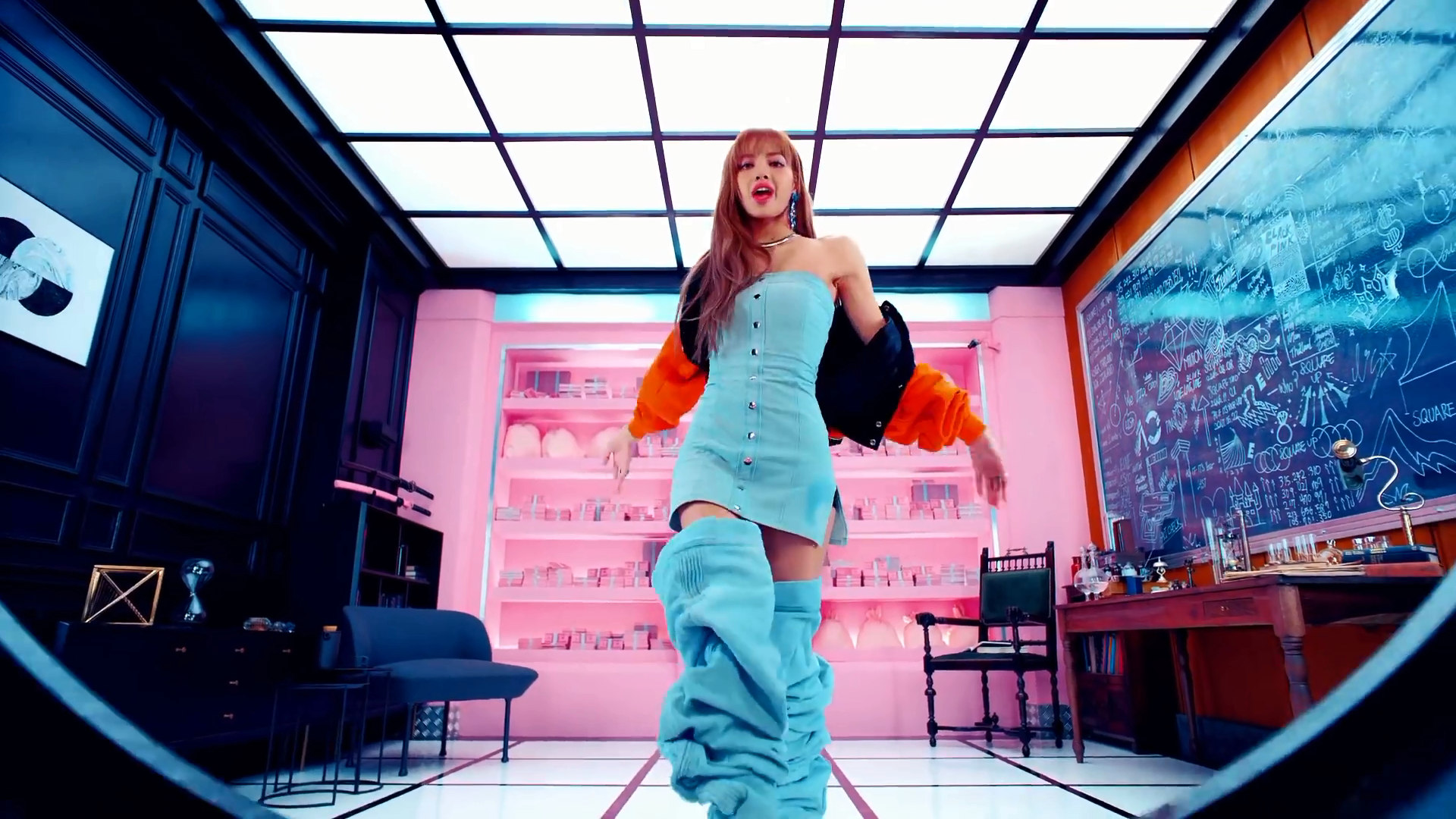 Ddu Du Ddu Du Blackpink Lisa Wallpaper T