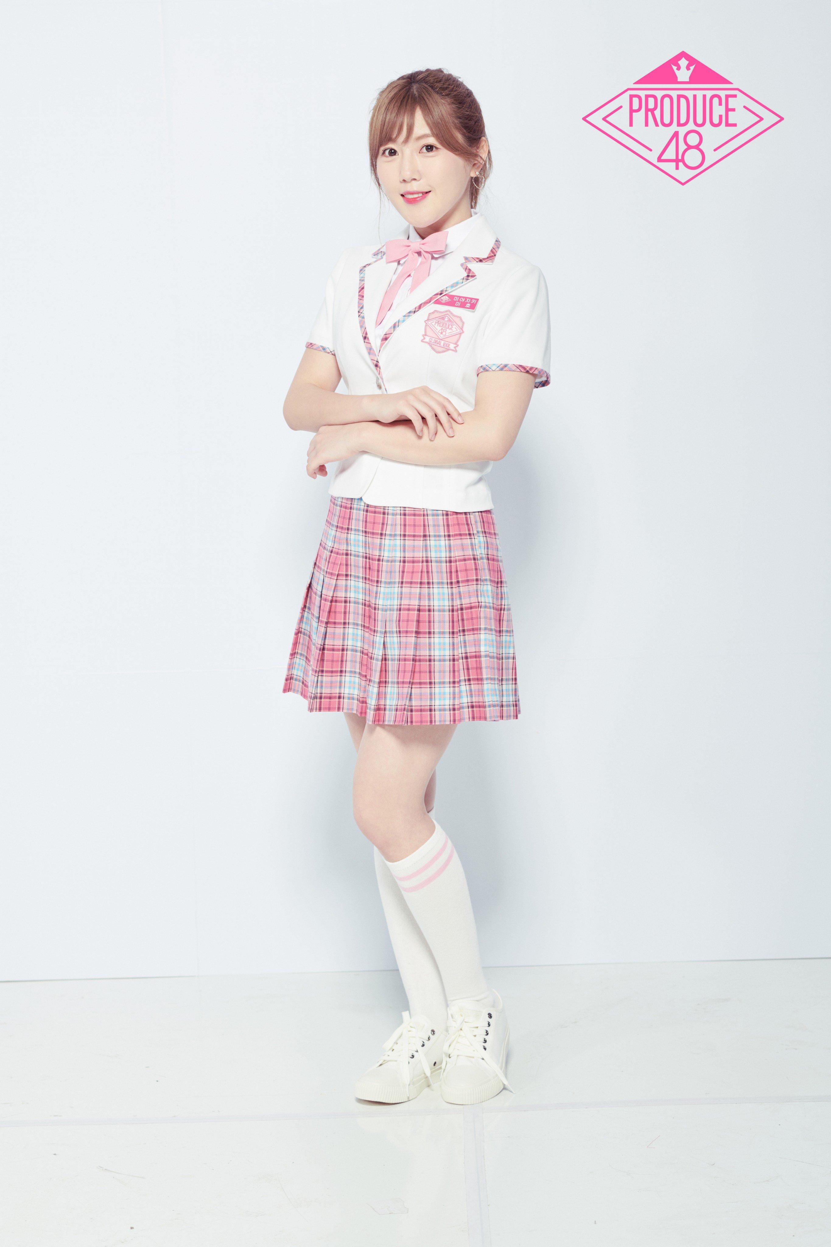 Miyazaki Miho Produce 48 - K-Pop Database / dbkpop com