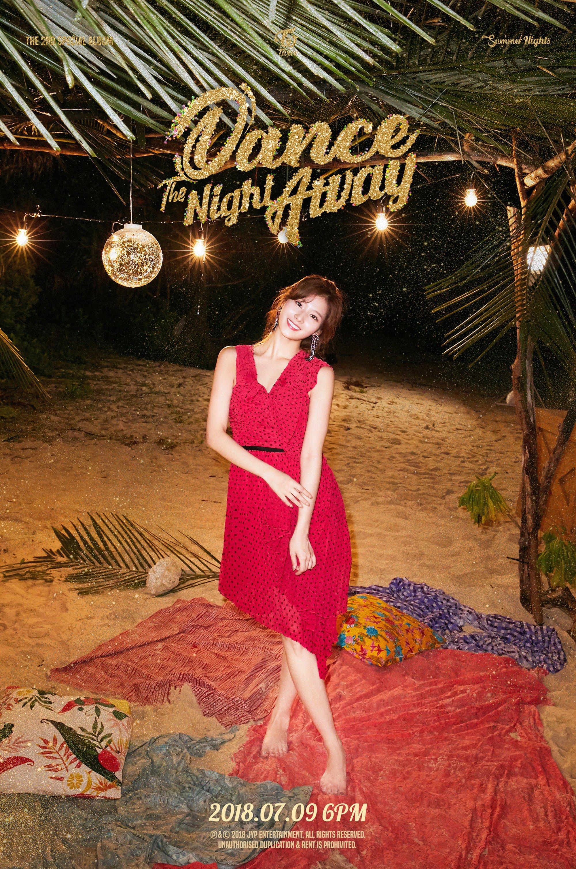Twice Dance The Night Away Hd Photo Teasers K Pop Database