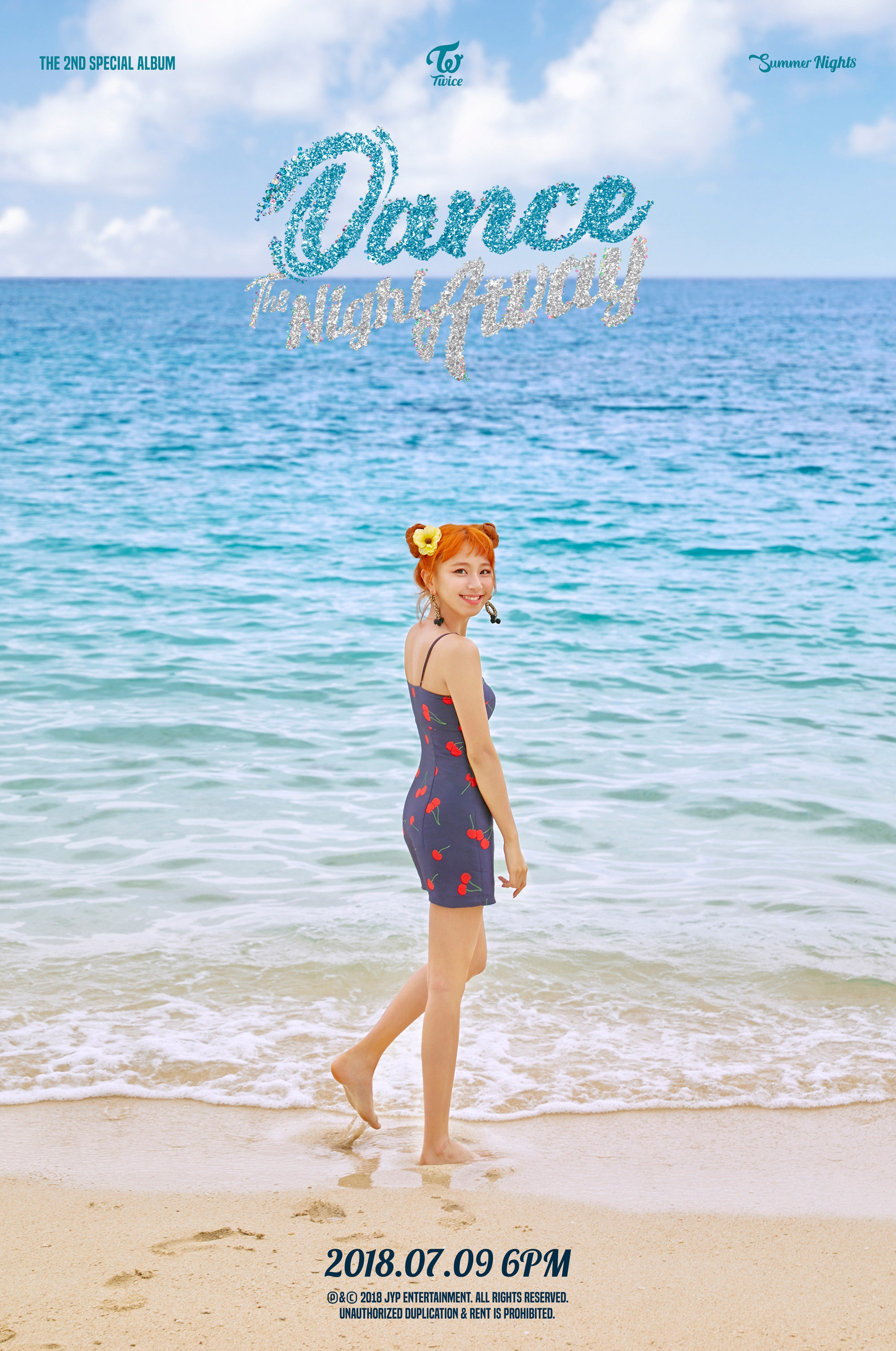 Twice Dance The Night Away Hd 2nd Photo Teasers K Pop Database