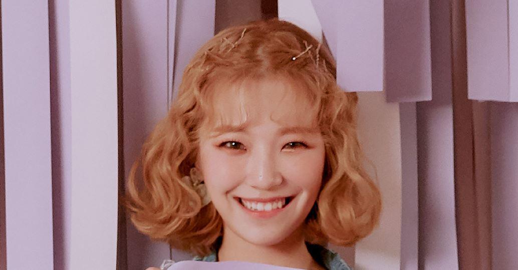 fromis_9 Jiheon