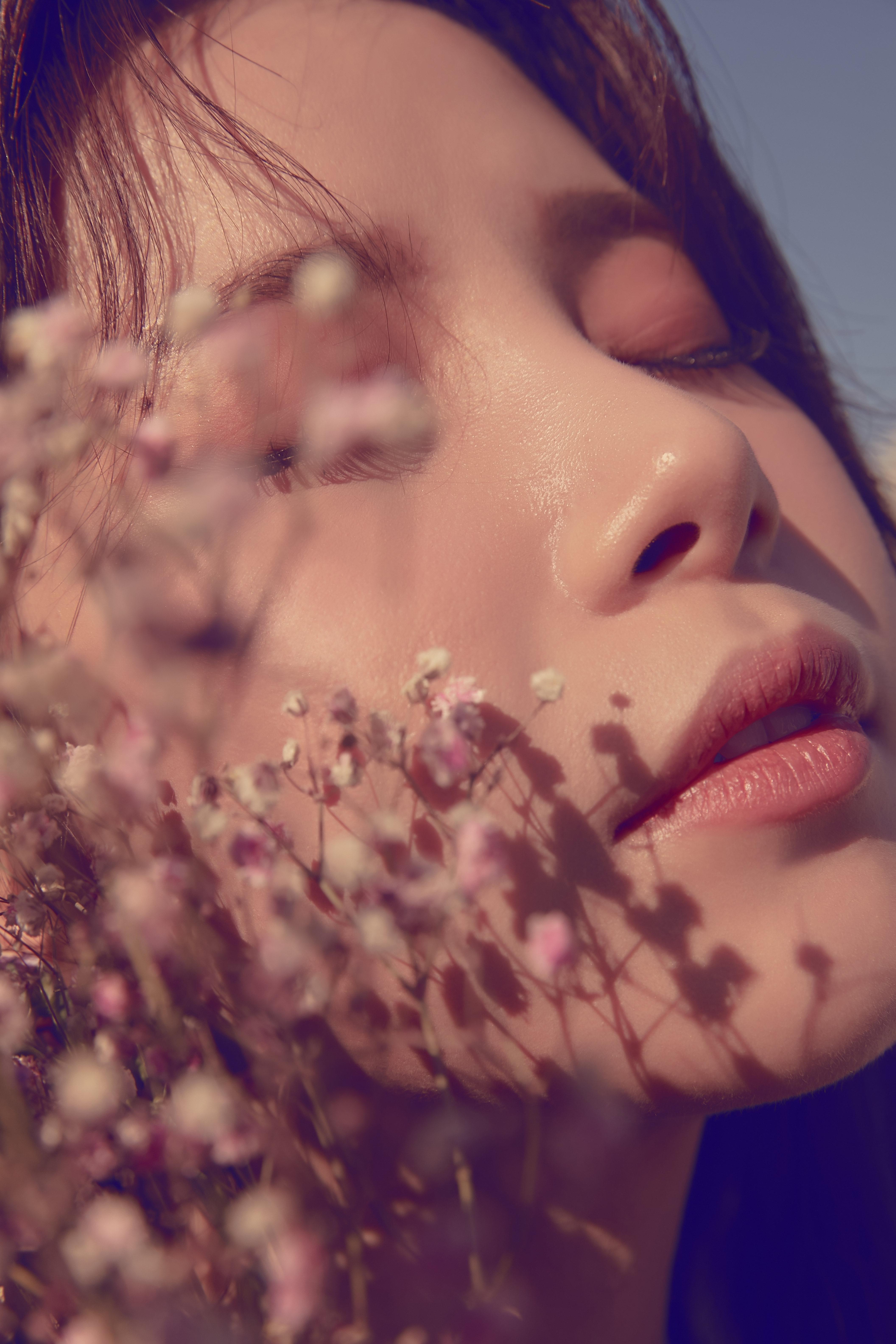Mamamoo Blue S Hd Concept Photos K Pop Database Dbkpop Com