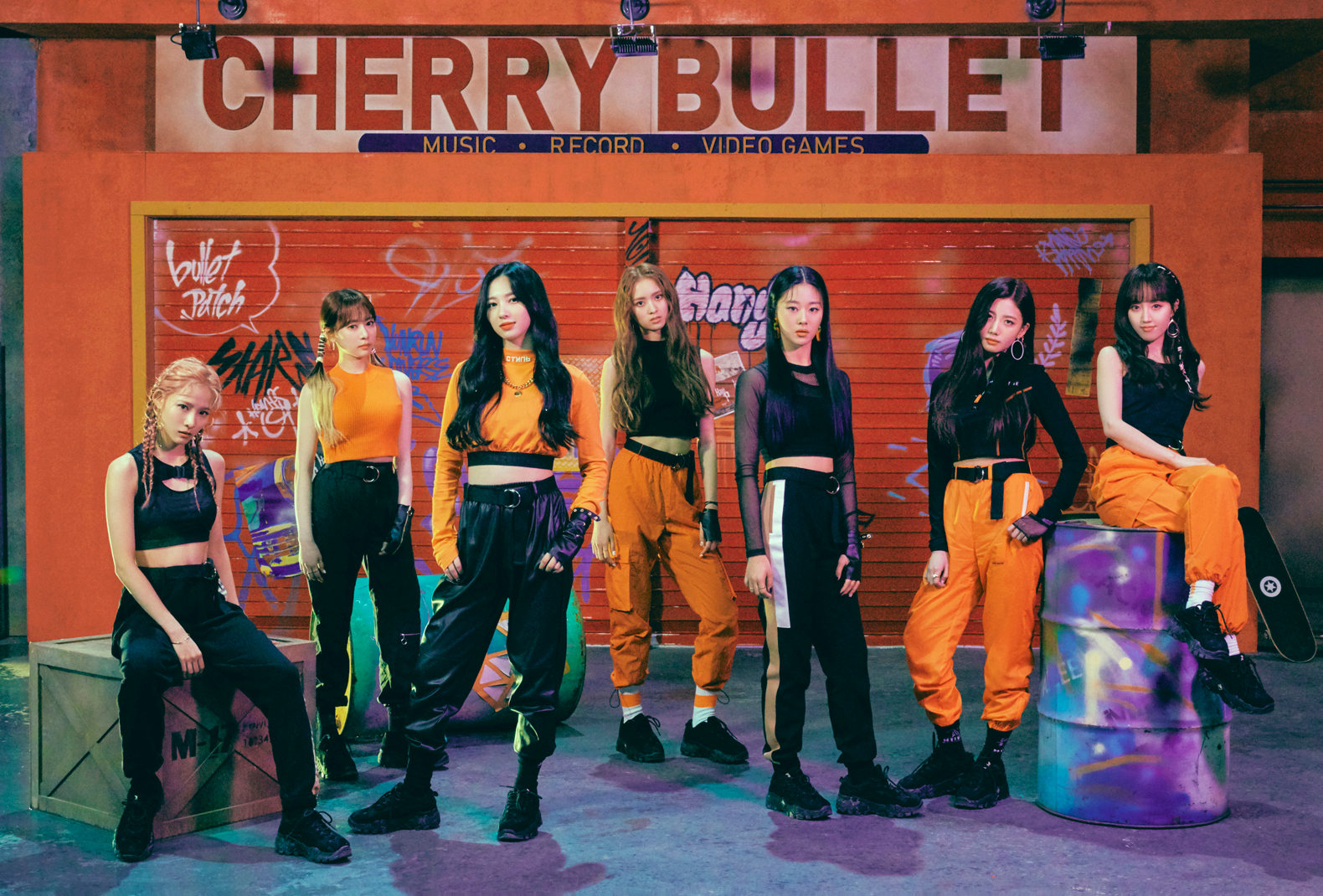 Cherry Bullet joins Weverse