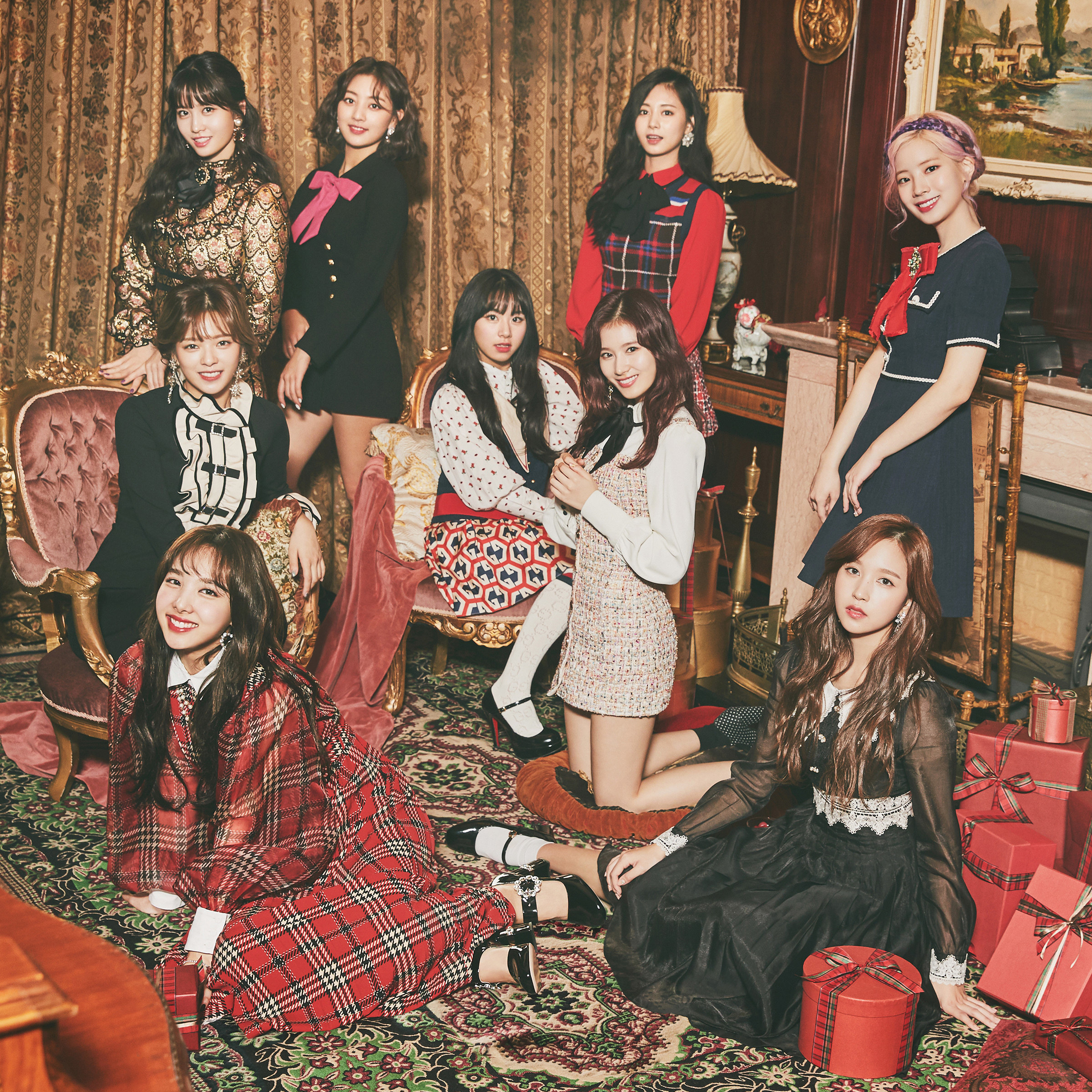 Twice – The Year Of Yes HD/HR Concept Photos