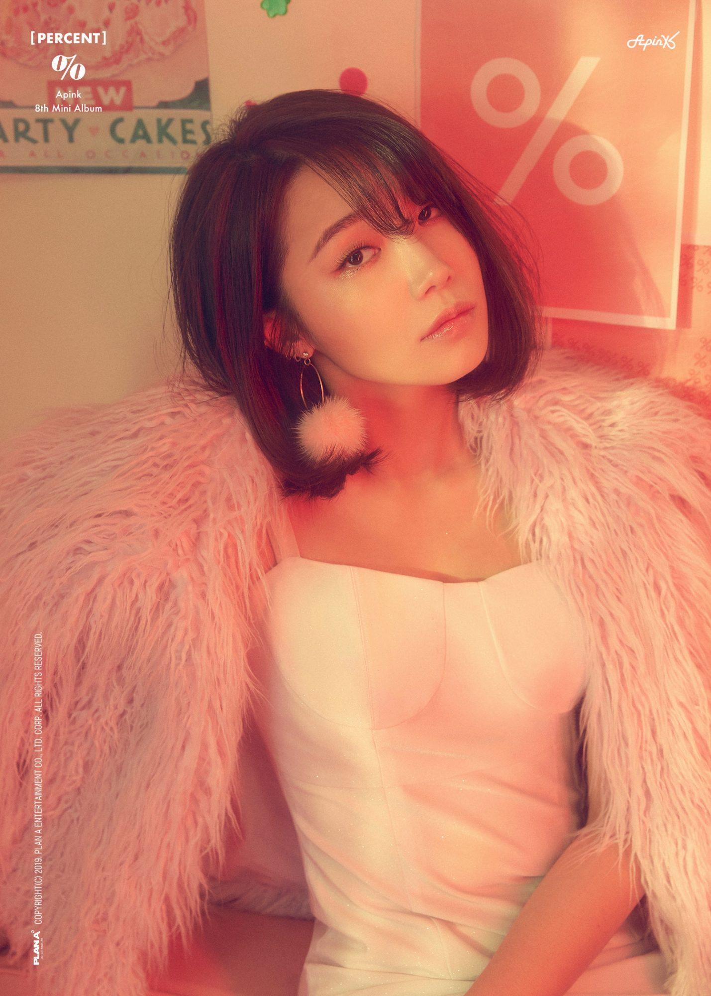 Eunji Percent