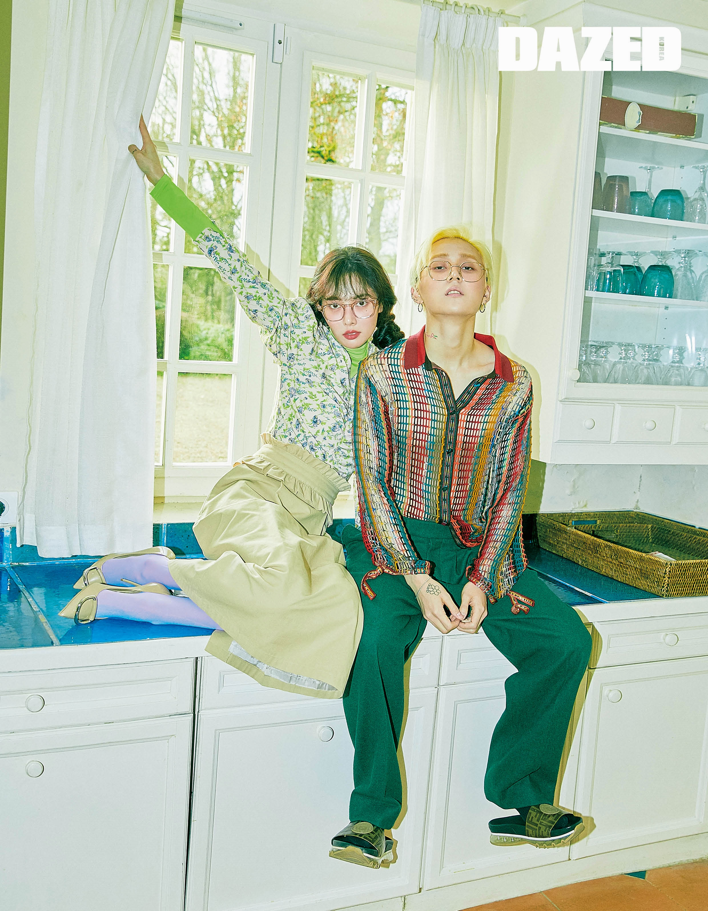 Hyuna, E'Dawn Photoshoot for Dazed Korea 2019 HD - K-Pop ...Hyuna 2019 Pics