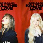 Blackpink Kill This Love Lisa Jennie